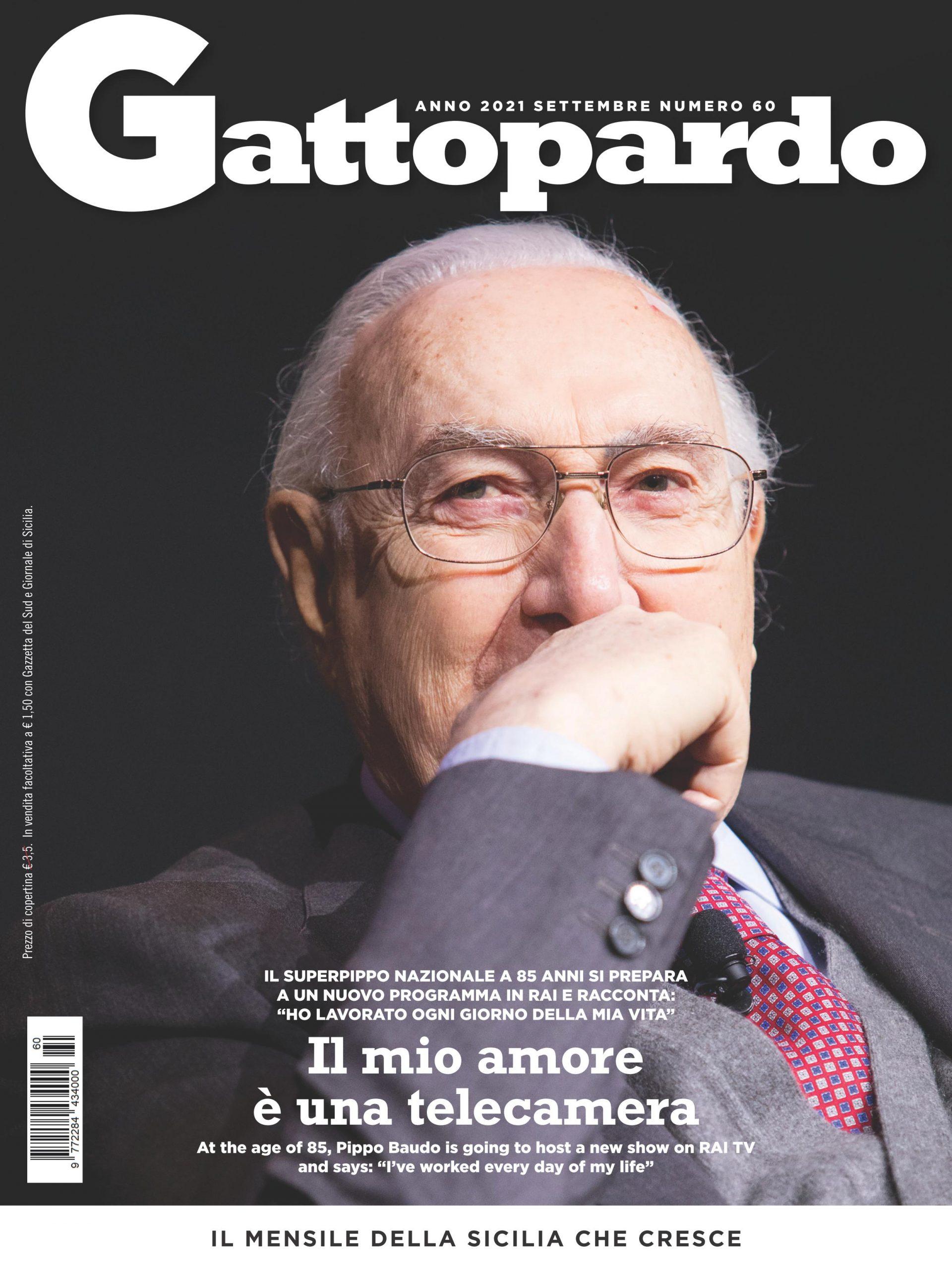 Gattopardo cover